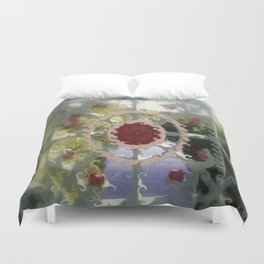Crowning Glory Duvet Cover