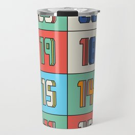 31 Nations Fall - The Story of the 2014 World Cup Travel Mug