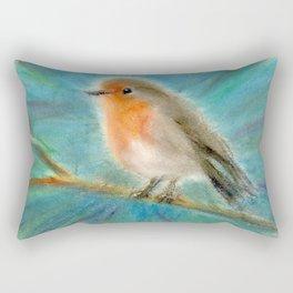 Robin Rectangular Pillow