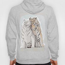 Tiger Love Hoody