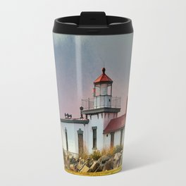The Island Of Kefalonia, Greece Travel Mug