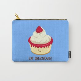 Say CheeseCake! Carry-All Pouch