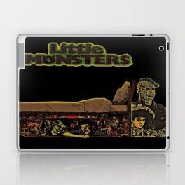 Monster Under Bed Laptop & iPad Skin
