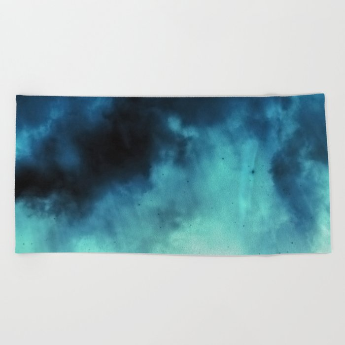 Deneb Beach Towel
