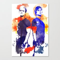 The Salvatore Brothers Canvas Print