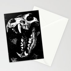 Dire Wolf 2 Stationery Cards