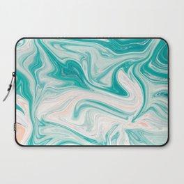 Sea of Marble Laptop Sleeve