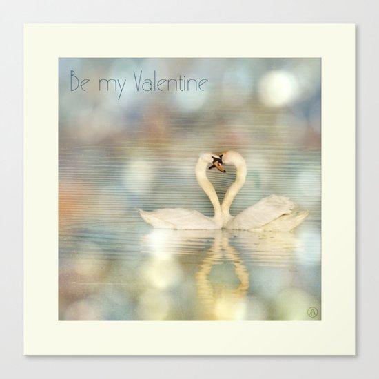 Be My Valentine 02 Canvas Print