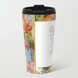 Bloom Fresh Travel Mug
