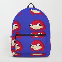 Ugandan Knuckles ! Backpack