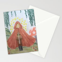 Faerie Circle Stationery Cards