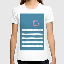 Seascape 01 T-shirt
