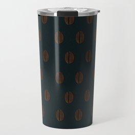 Ethiopian Coffee Bean Travel Mug