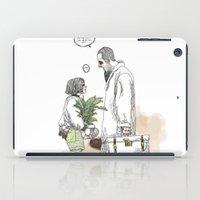 kim sy ok iPad Cases featuring OK?! by doFirlefanz