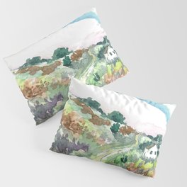 The Journey Home Pillow Sham