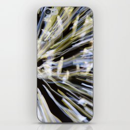 Entering another dimension iPhone Skin