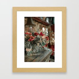 Love, Framed Art Print