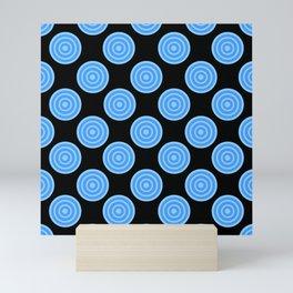 Blueberry Lollies 2 Mini Art Print