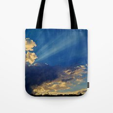 Skylights Tote Bag