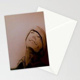 Jack Nicholson Graphite Original Portrait Stationery Cards