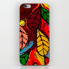 Nature's Explosion iPhone & iPod Skin