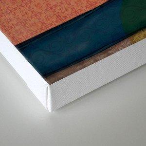 & The Pea Canvas Print