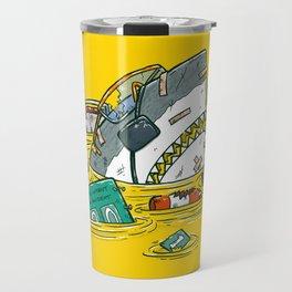 Safety Third Shark Travel Mug