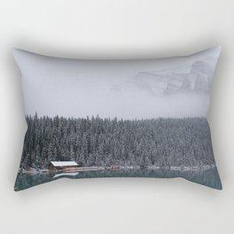 Louise Lake, CA Rectangular Pillow
