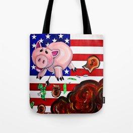 War Pig Tote Bag