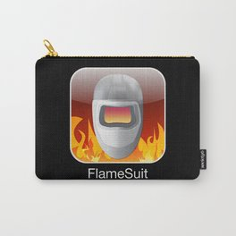 iPocalypse: Flame Suit Carry-All Pouch