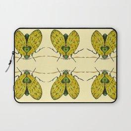 Moth n. 2 (ORIGINAL SOLD). Laptop Sleeve