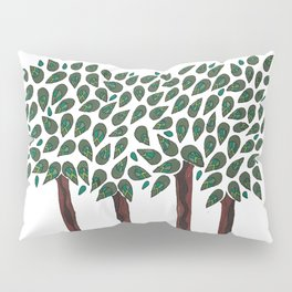 A Walk in the Woods Pillow Sham