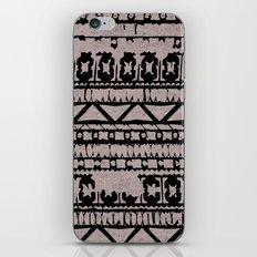 Aztec 4# iPhone & iPod Skin