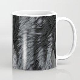 Black tiger skin Coffee Mug