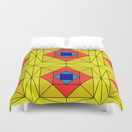 Suspiria Stained Glass Duvet Cover