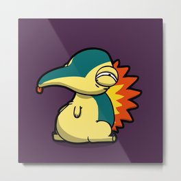 Pokémon - Number 155 Metal Print