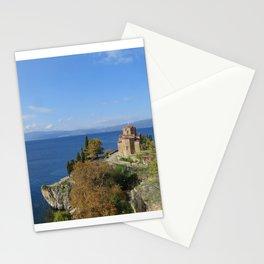 Lake Ohrid Stationery Cards