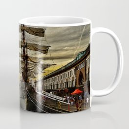 Tall Ship BAE Guayas Coffee Mug