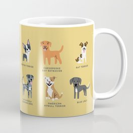 AMERICAN DOGS Coffee Mug