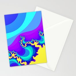 NeXT Mandelbrot Stationery Cards