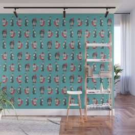 Dark Dreams - Children's Room Wallpaper in the Bunker Wall Mural