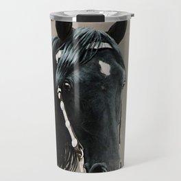 Al' Zirr portrait painting Travel Mug