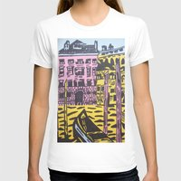 venice T-shirts featuring Venice by Stefanie Sharp