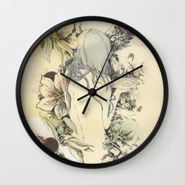 Nostalgia Series 1/1 Wall Clock