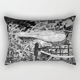 Changing Lanes II Rectangular Pillow
