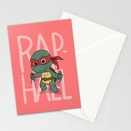 TMNT: Raphael (Cute & Dangerous) Stationery Cards