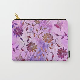 Fly Little Birdies Fly Carry-All Pouch