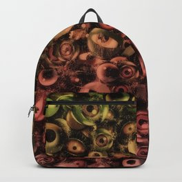 Monsters Eye Party Washed Backpack