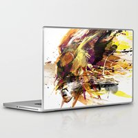 flight Laptop & iPad Skins featuring Flight by Studio8Worx