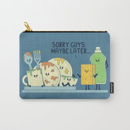 Maybe Later Carry-All Pouch